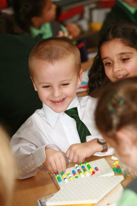 Professional photography for infant school prospectus, Chelmsford